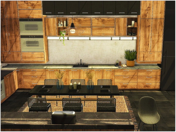 View Kitchen by lotsbymanal from TSR
