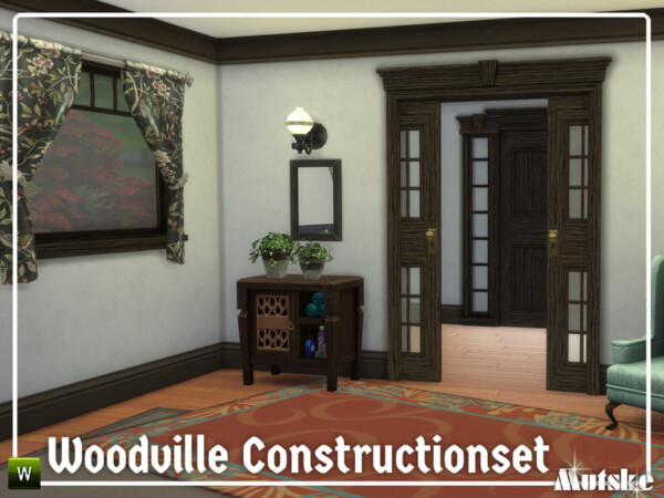 Woodville Constructionset Part 4 by mutske from TSR