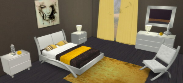 Cara Bedroom from Lizzy Sims
