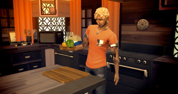 Egg Drop Soup New Custom Recipe by RobinKLocksley from Mod The Sims