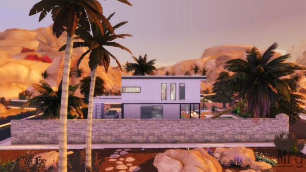 Alma Bauhaus Modern House from Misterglucose