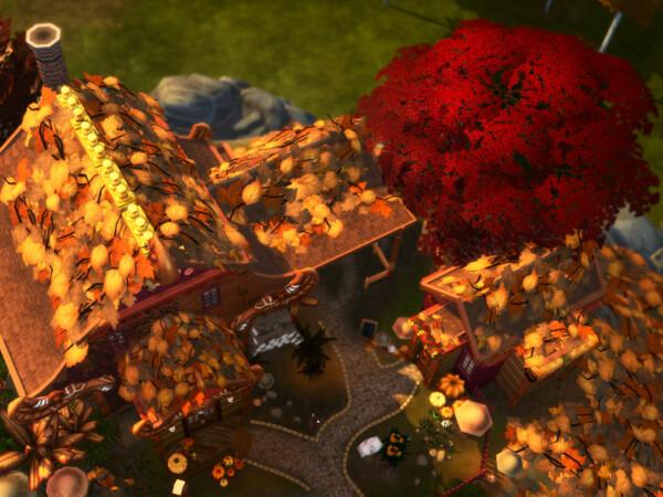 Fall Fairy Farm by VirtualFairytales from TSR