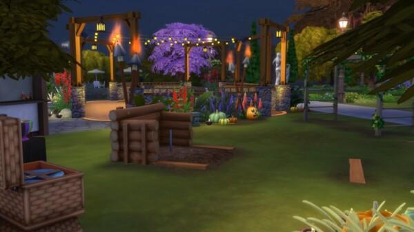Stranger Park from Sims Artists