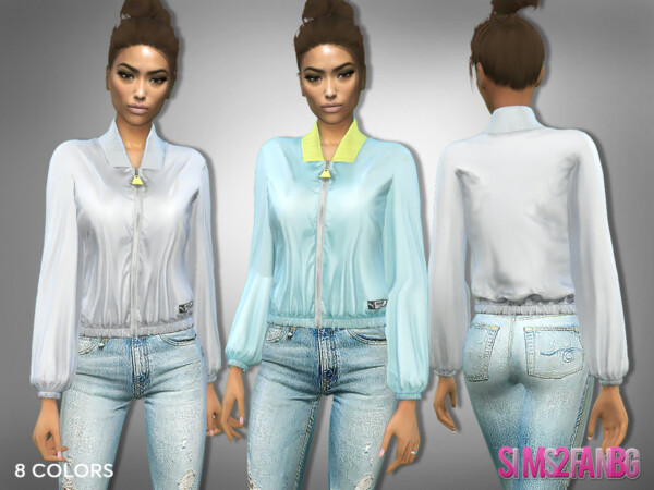 308 Tack Jacket by sims2fanbg from TSR