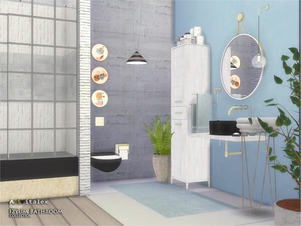 Izyum Bathroom by ArtVitalex from TSR