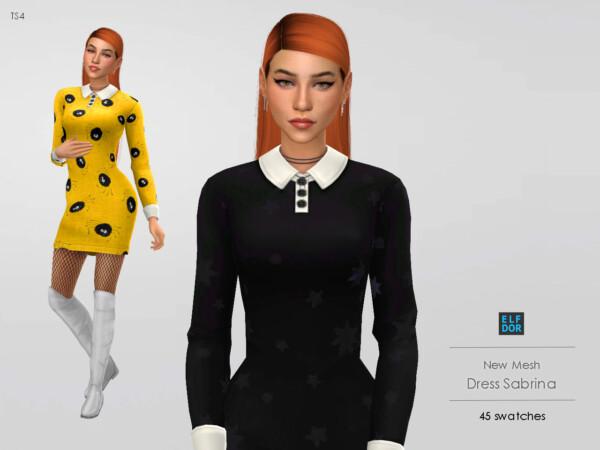 Dress Sabrina from Elfdor