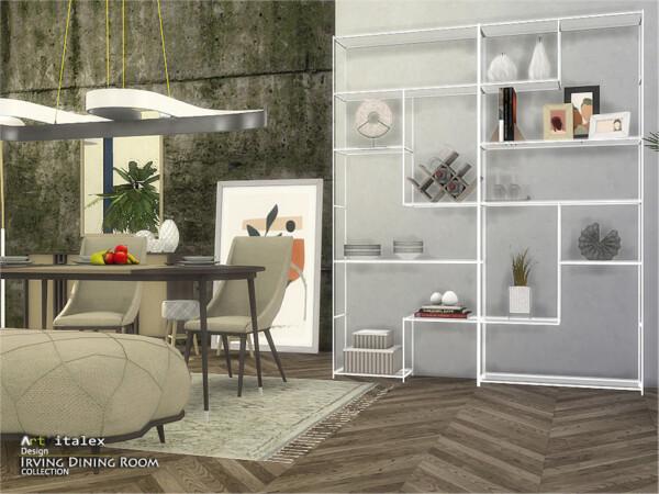Irving Dining Room by ArtVitalex from TSR