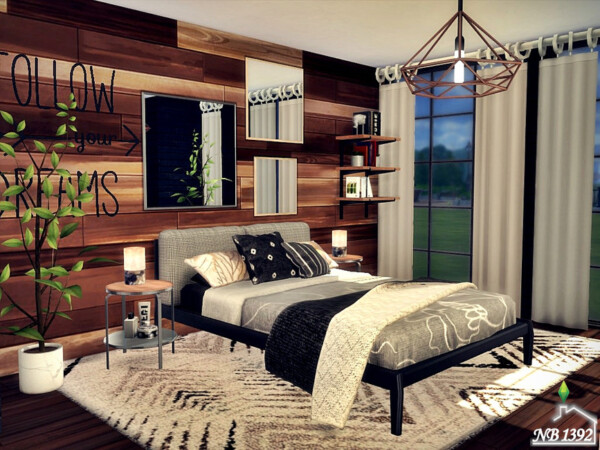 Bedroom Aron by nobody1392 from TSR