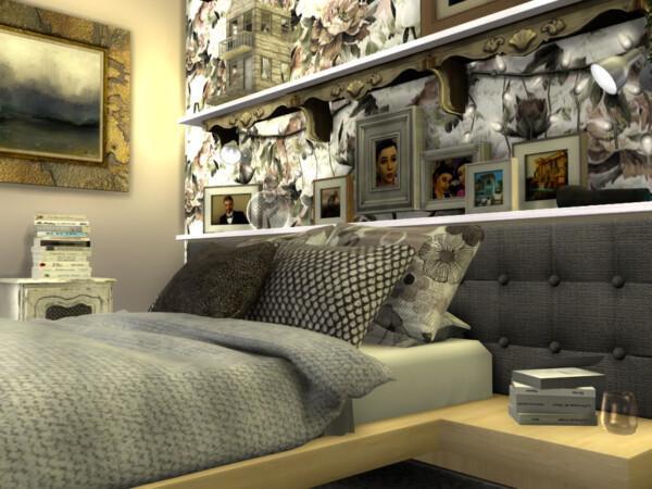 Boho Chic Maaikes Bedroom by fredbrenny from TSR