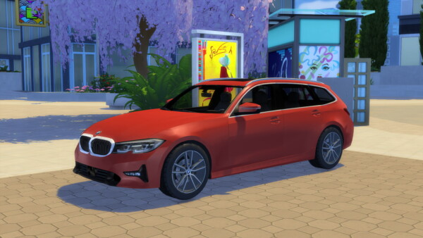 BMW 3 Series Touring from Lory Sims