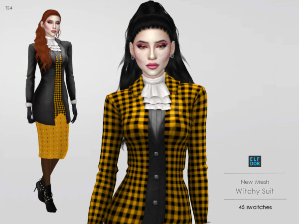 Witchy Suit from Elfdor