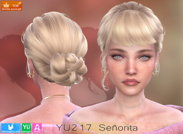 YU217 Senorita Hair from NewSea