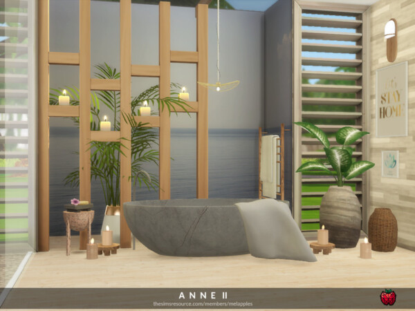 Anne bathroom by melapples from TSR