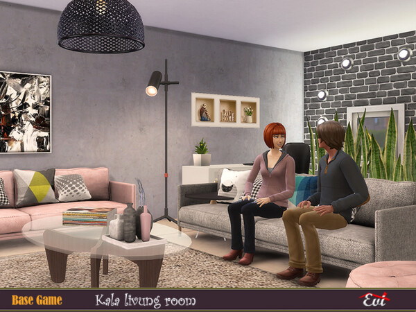 Kala Livingroom by evi from TSR