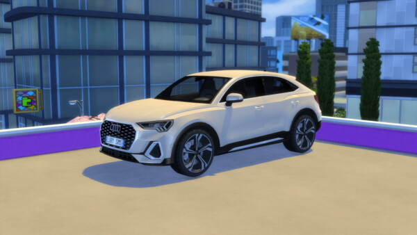 Audi Q3 Sportback from Lory Sims