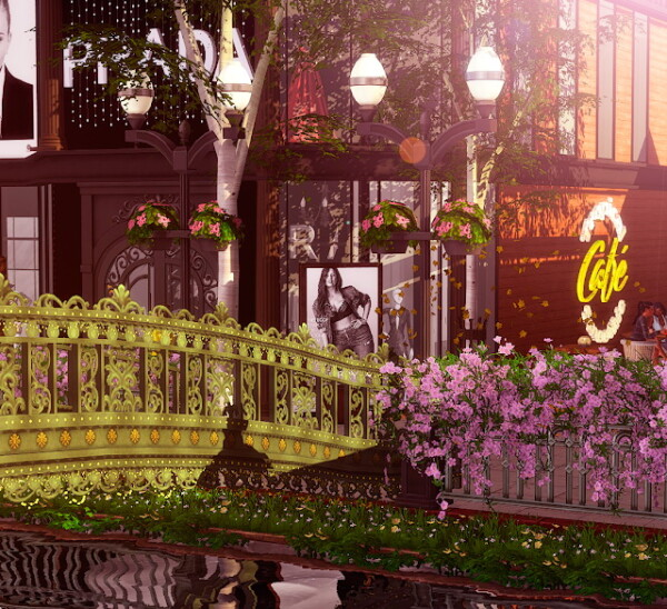 Little Venice from Liily Sims Desing
