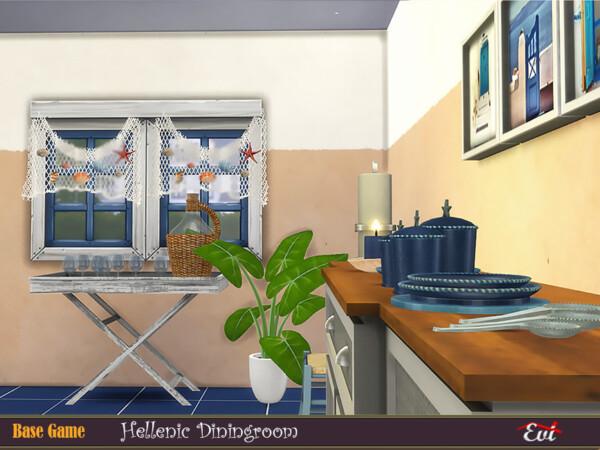 Hellening Diningroom by evi from TSR