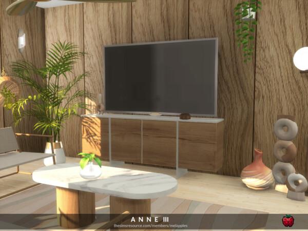 Anne living room by melapples from TSR