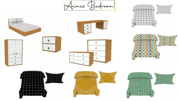Aimes Bedroom from Sunkissedlilacs