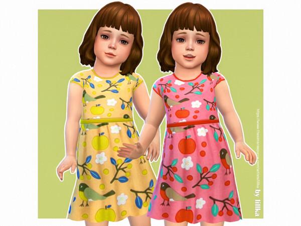 Avery Dress by lillka from TSR