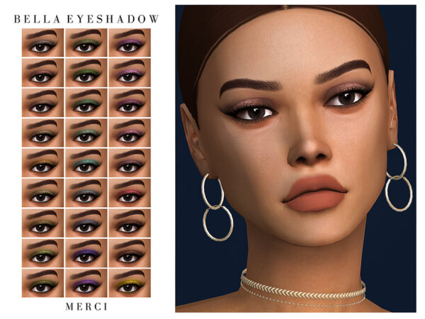 Bella Eyeshadow by Merci from TSR