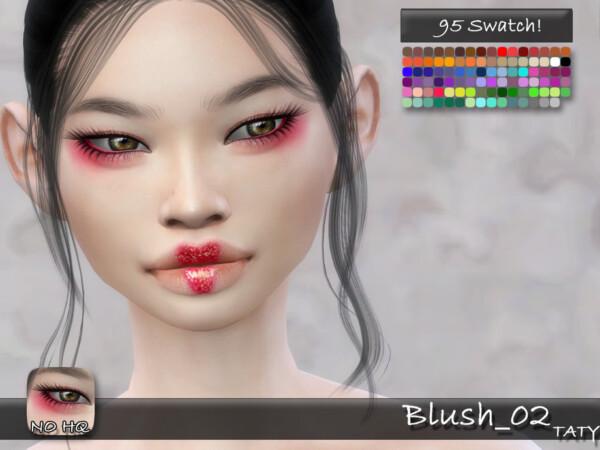 Blush 02 by tatygagg from TSR