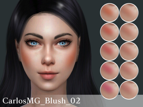 Blush 02 by CarlosMG from TSR