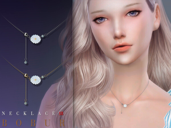 Necklace 18 by Bobur from TSR
