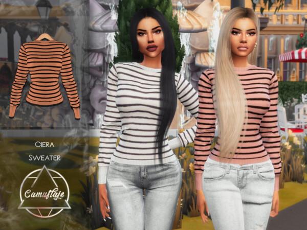 Ciera Sweater by Camuflaje from TSR