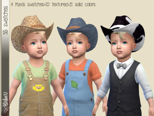 Cowboy hat by Birba32 from TSR