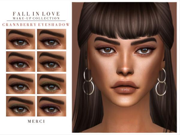 Crannberry Eyeshadow by Merci from TSR