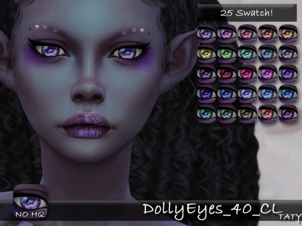 Dolly Eyes 40 by tatygagg from TSR
