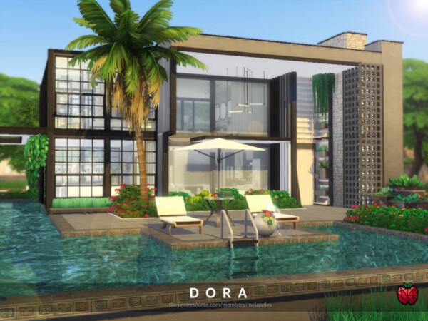 Dora House by melapples from TSR