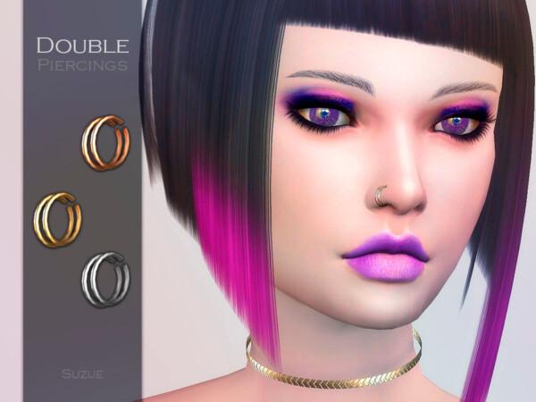 Double Piercings by Suzue from TSR