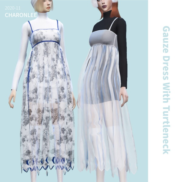 Dress With Turtleneck from Charonlee