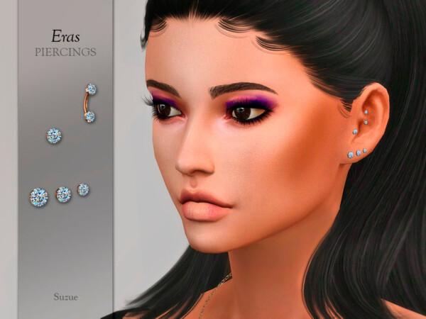 Eras Piercings by Suzue from TSR