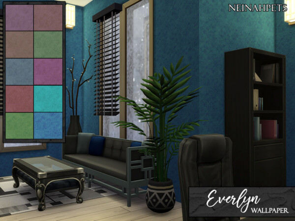 Everlyn Wallpaper by neinahpets from TSR
