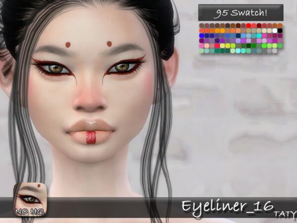 Eyeliner 16 by tatygagg from TSR