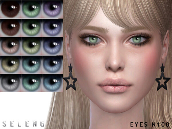 Eyes N100 by Seleng from TSR