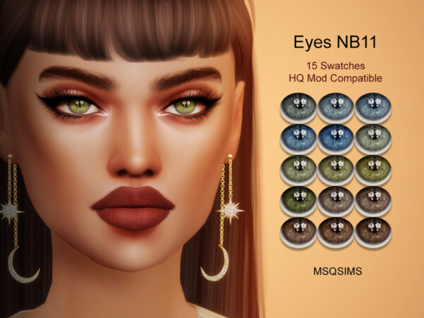 Eyes NB11 from MSQ Sims