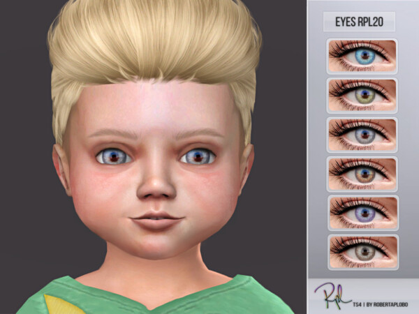 Eyes RPL20 by RobertaPLobo from TSR