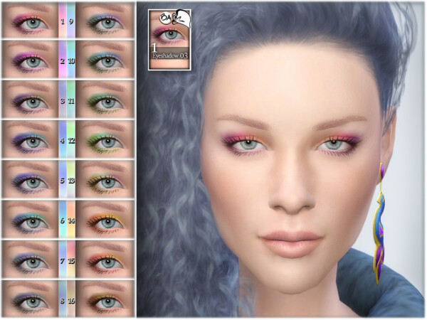 Eyeshadow 03 by BAkalia from TSR