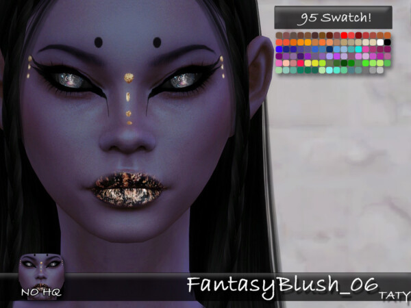 Fantasy Blush 06 by tatygagg from TSR