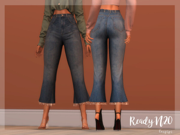 Flare Jeans by laupipi from TSR