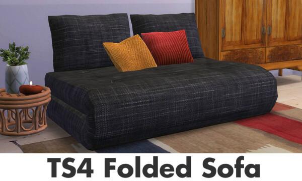 Folded Sofa from Riekus13