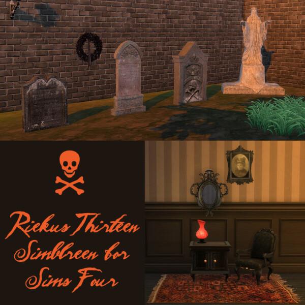 Gravestones and Statue Conversion from Riekus13