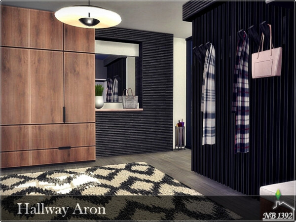Hallway Aron by nobody1392 from TSR