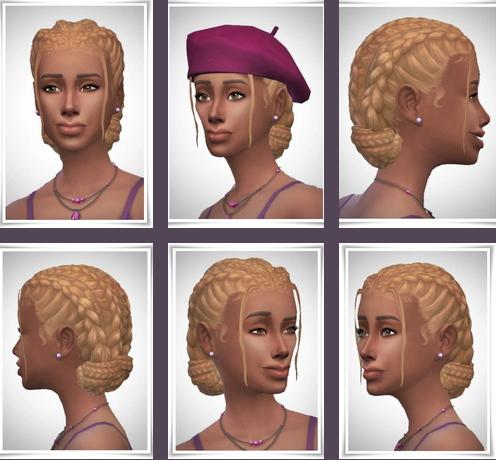 Harlow Hair from Birkschessimsblog