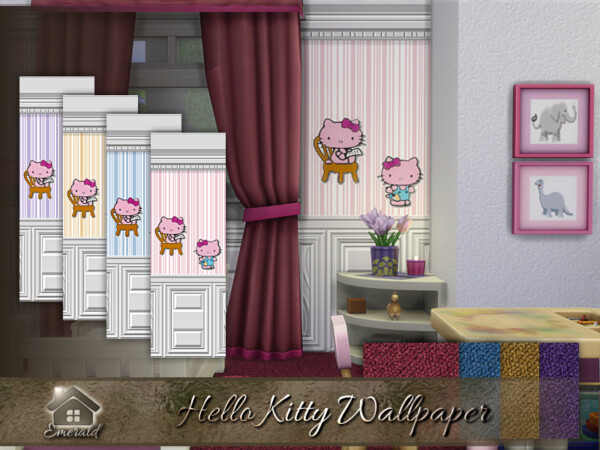 Hello Kitty Wallpaper by emerald from TSR