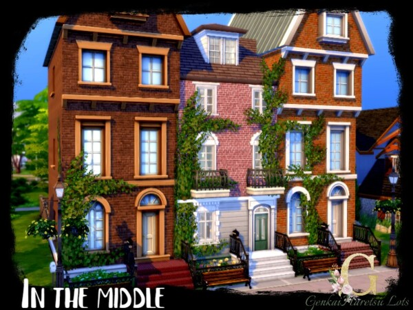In the middle House by GenkaiHaretsu from TSR